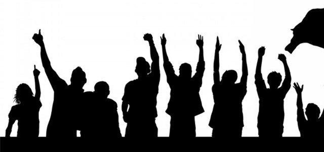 Häng Med Och Fira Och Demonstrera På Första Maj!