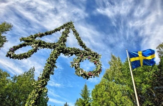 Midsommarfirande På Vibäck 2019 Fredagen Den 21 Juni!